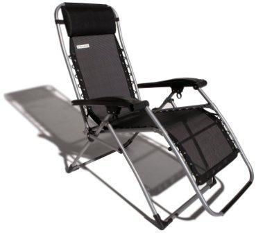 Strathwood Basics Anti Gravity Adjustable Recliner Chair