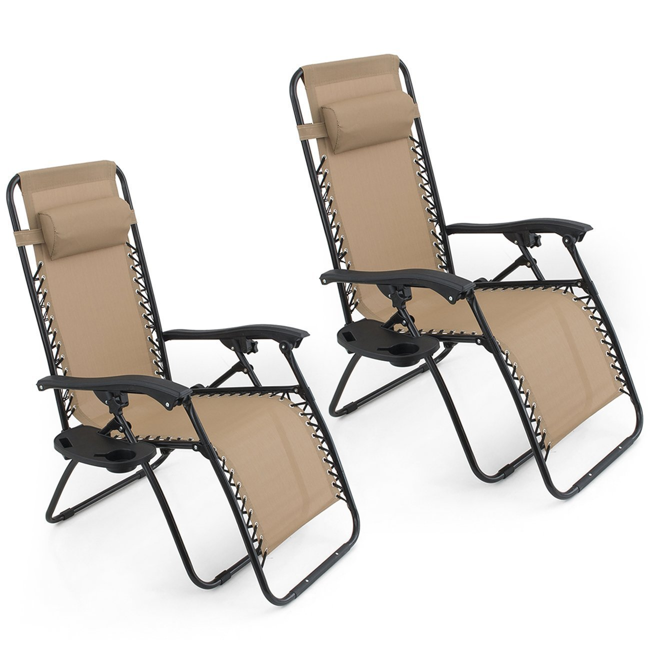 Arksen zero gravity chair pack of 2 review for Chair zero gravity