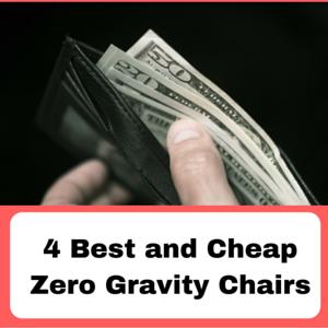 4 Surprisingly Cheap Zero Gravity Chairs To Beat Back Pain