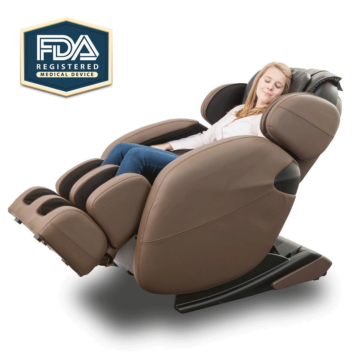 Kahuna massage chair lm6800 fda approved review for Therapeutic massage chair reviews